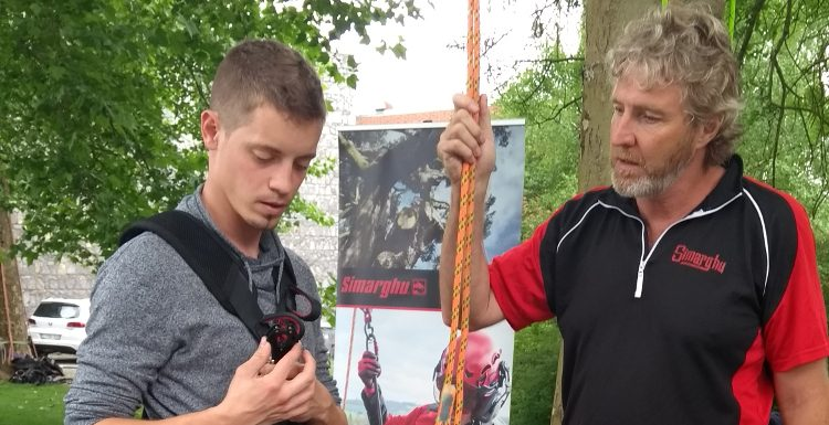 Belgian Tree Climbing Championships and Trade Show