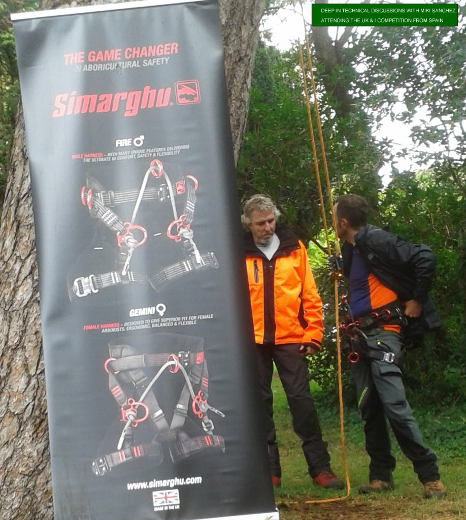 United Kingdom & Ireland Tree Climbing Championship